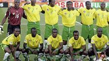 Fußball Nationalmannschaft Togo