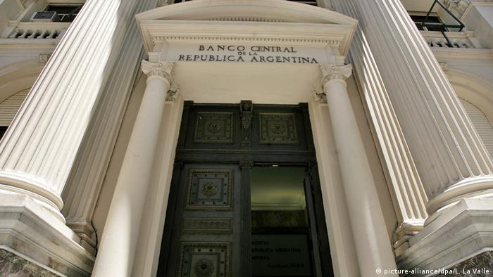 Argentinien Zentralbank