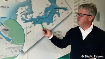 Йенс Мюллер, пресс-секретарь Северного потока - 2