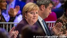 Verleihung des Theodor-Herzl-Preises an Merkel Bayern