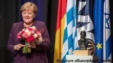 Deutschland Verleihung des Theodor-Herzl-Preises an Merkel