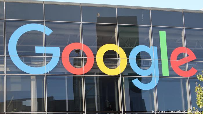 Google Mutterkonzern Alphabet Inc. (picture-alliance/dpa/C. Dernbach)
