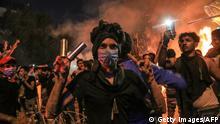 Irak Proteste in Kerbala