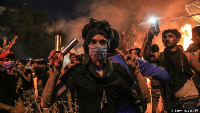 Irak vive una segunda oleada de protestas desde el pasado 25 de octubre, para pedir un cambio de Gobierno.