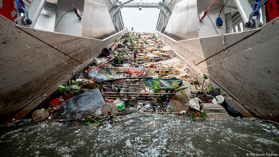 Robot Pemulung Selamatkan Sungai Dari Pencemaran Sosbud Laporan Seputar Seni Gaya Hidup Dan Sosial Dw 17 01 2020
