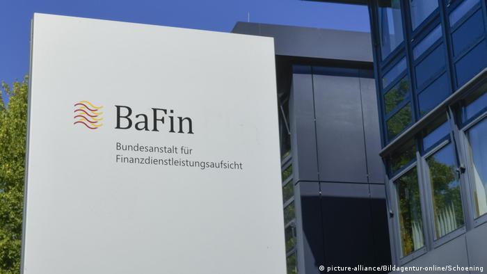 Headquarters for BaFin (picture-alliance/Bildagentur-online/Schoening)