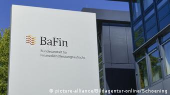 Bundesanstalt für Finanzdienstleistungsaufsicht BaFin