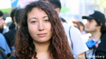 Chile Proteste Reportage Gianina Araya