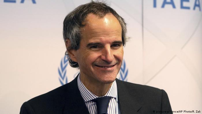 رافائل گروسی مدیرکل جدید آژانس بینالمللی انرژی اتمی