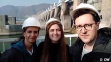 Serbien Djerdap Balkan Booster Trio | Ljubomir Nikiforov, Sandra Maximovic und Eugen Rogojan