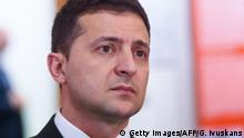 Wolodymyr Selenskyj ukrainischer Präsident
