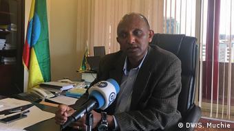 Äthiopien Daniel Bekele