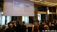 Deutsch-Russischer Wirtschaftskongress in Berlin am 29.10.2019 Paneldiskussion Fotgraf: Nikita Jolkver (DW) in Berlin am 29.10.2019