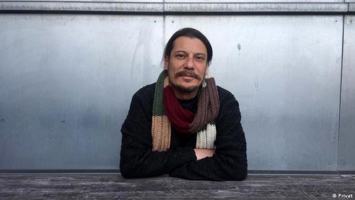 IS in der Türkei Journalist Erk Acarer