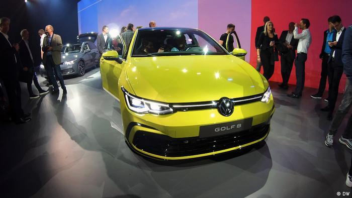 Motor mobil, drive it, al volante Golf 8
