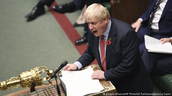 Boris Johnson raspisivanjem izbora pokušava razriješiti pat-poziciju