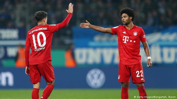Fußball DFB-Pokal VfL Bochum - Bayern München (Getty Images/Bongarts/L. Baron)