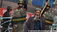 China und die Uiguren