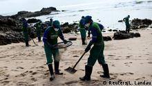 Brasilien Ölpest