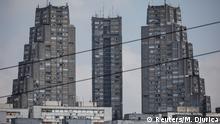 Bildergalerie Brutalismus in Jugoslawien