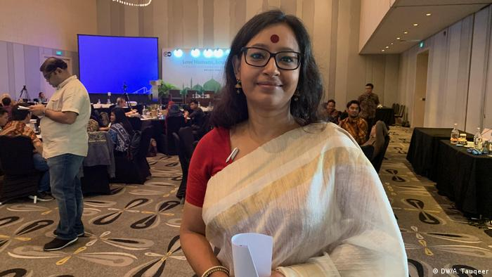 دبراتی گوها، رئیس بخش آسیا در دویچه وله