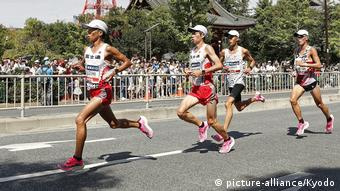 Moving the marathon was a costly business
