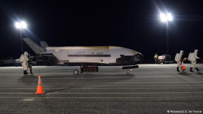 Weltraumdrohne der US Air Force X-37B