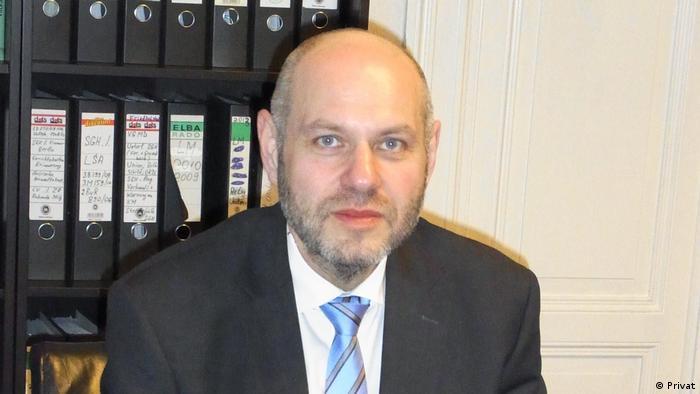 Max Privorozki Vorsitzender jüdische Gemeinde Halle