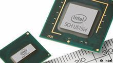Bereitstellungsfrist: Bis 18:00 Uhr (10.01.2010) Bildbeschreibung: Intel Chips Atom Series Titel: Intel Chips Atom Series Schlagworte: Intel, Atom, mikrochip Wer hat die Photos gemacht?: Intel