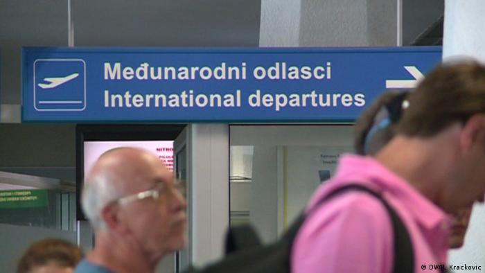 Montenegro Flughafen in Tivat