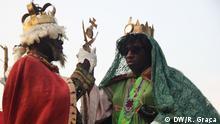 Tchiloli: Uma tradição única em São Tomé e Príncipe