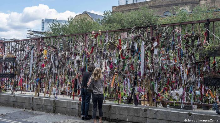 BG Friedhöfe Cross Bones London (Imago Images/Zuma)