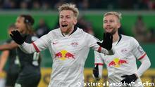 DFB Pokal | VfL Wolfsburg v RB Leipzig