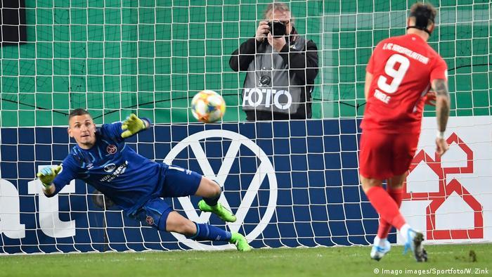 DFP Pokal | 1. FC Kaiserslautern - 1. FC Nürnberg (Imago images/Sportfoto/W. Zink)