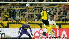 DFB Pokal Borussia Dortmund v Borussia Mönchengladbach Brandt 2. Tor