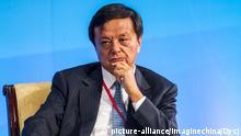 Hongkong Charles Li CEO HKEX