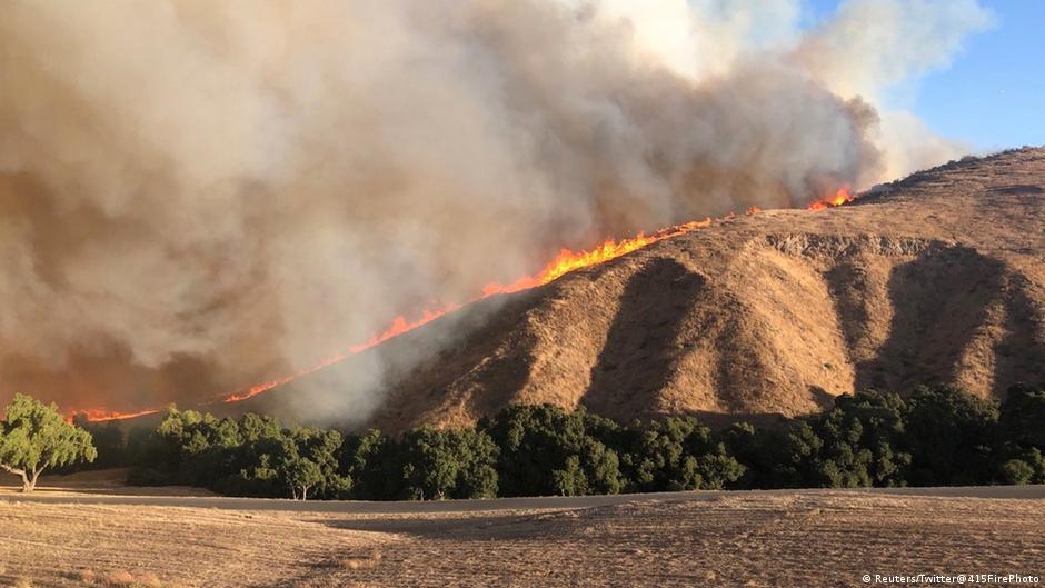Feuer Kalifornien