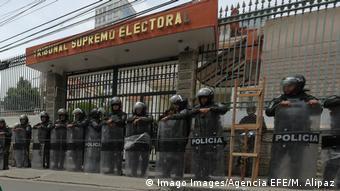 Bolivien Oberstes Wahlgericht