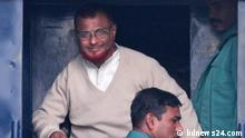 The Supreme Court of Bangladesh has thrown out the challenge by ATM Azharul Islam and ruled that the Jamaat-e-Islami leader will have to hang for his crimes against humanity during the 1971 Independence War. Azharul Islam, A former Jamaat assistant secretary general, led the then student affiliate Islami Chhatra Sangha and the notorious Al-Badr militia for his killing mission in Rangpur during Bangladesh's struggle for freedom from Pakistan. The Appellate Division bench of four judges headed by Chief Justice Syed Mahmud Hossain read out the summary of the judgment, sealing Azharul's fate on Thursday. Pic: bdnews24.com