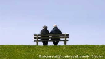 Συνταξιούχοι στη Γερμανία