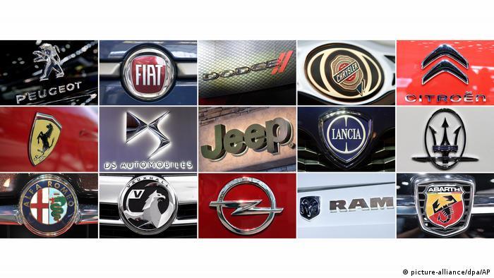 برخی از برندهای مشهور دو شرکت خودروسازی که قرار است ادغام شوند