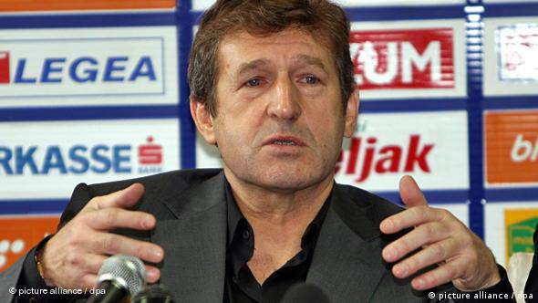 Safet Susic neuer Trainer von Bosnien Herzegowina Flash-Galerie