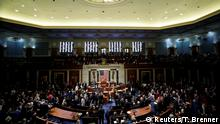 USA | Repräsentantenhaus | Trump | Impeachment