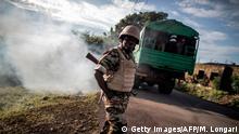 Kamerun Sicherheitskräfte in Buea