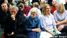 Deutschland Klimaschutzklage gegen die Bundesregierung