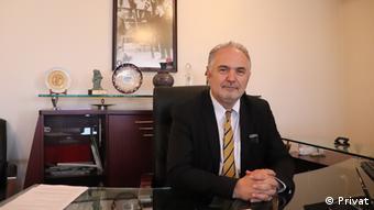 TTB Başkanı Sinan Adıyaman