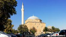 26.10. 2019 Nord-Mazedonien Skopje | Mustafa-Pascha-Moschee