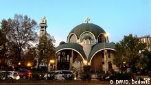 Nord-Mazedonien Skopje | Kliment von Ohrid Kirche