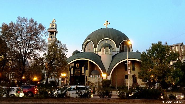 Crkva Klimenta Ohridskog