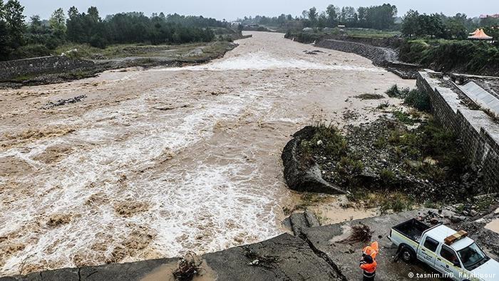 Überschwemmungen im Iran (tasnim.ir/O. Rajabipour)